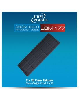 2x28 Cam Takozu
