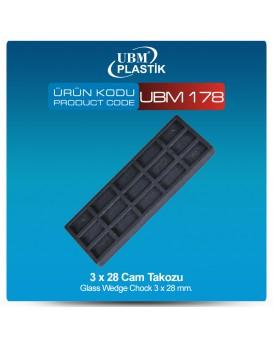 3x28 Cam Takozu